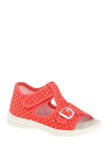 Superfıt Sandalet Kırmızı